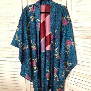 Vintage Japanese Kimono Jacket (haori)